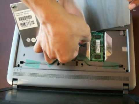 Sony VAIO VPC-M VPCM Removing/Replacing  Keyboard Unit