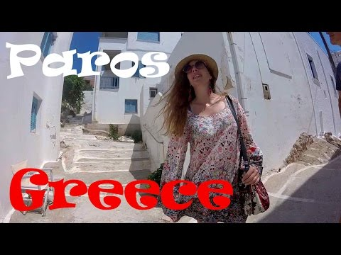 A Tour of Lovely Paros, Greece: The Perfect Greek Island?