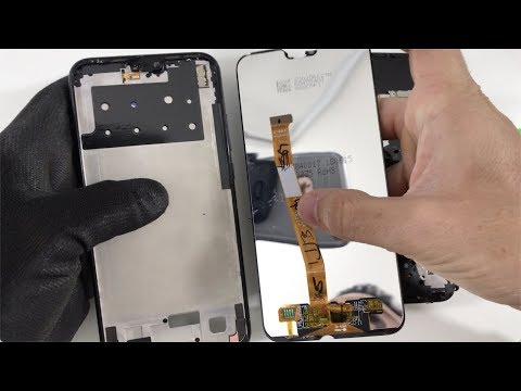 How to Replace Huawei P20 Lite LCD Glass Screen | Screen Replacement