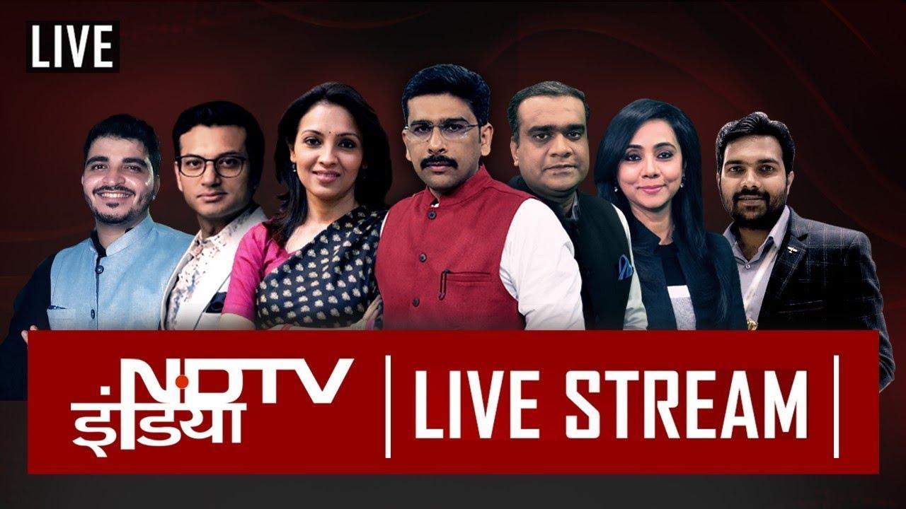 NDTV India   Watch LIVE: Prime Time With Ravish Kumar