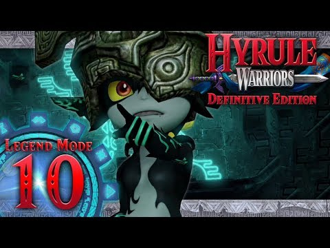 Hyrule Warriors: Definitive Edition - Part 10 - The Shadow King (Palace of Twilight)