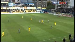 Panaitolikos - Aris 5-1 (18-4-2012) Highlights