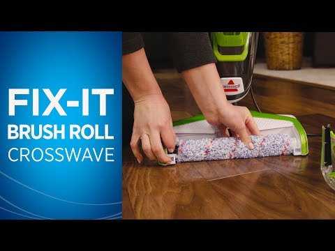 What to do if the Brush is Not Turning on Your CrossWave™