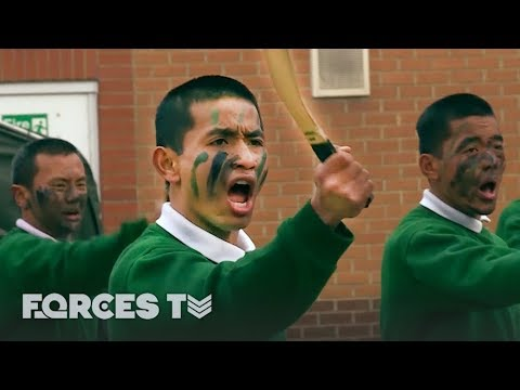 Earning The Kukri: Learning To Use The Iconic Gurkha Weapon | Forces TV