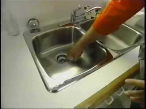 How To Remove Odour From Kitchen Drain
