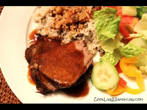 Jamaican Pot Roast Recipe