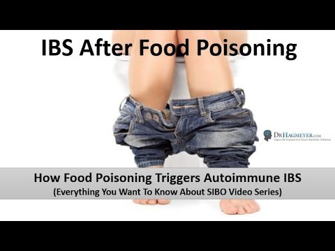 IBS After Food Poisoning- IBS As A Possible Autoimmune Disease