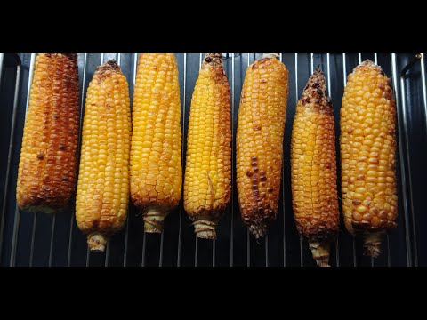 How To Make Grilled Corn On The Cob (Oven Method)