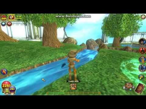 Wizard101 | Fishing in Cyclops Lane