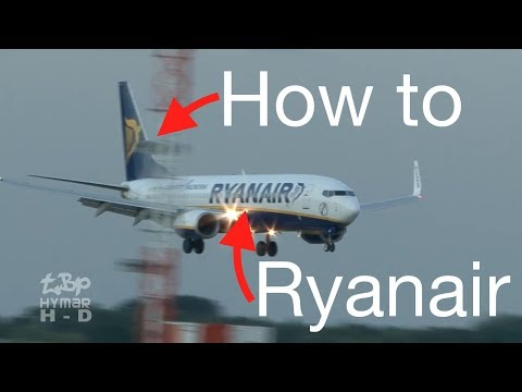 How To: RYANAIR
