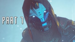DESTINY 2 Walkthrough Gameplay Part 7 - Nessus - Campaign Mission 7 (PS4 Pro)