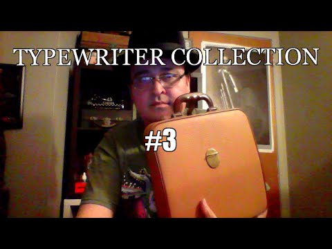 Typewriter cleaning story