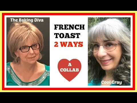 SLOW COOKER FRENCH TOAST - PREPARE THE NIGHT BEFORE - A COLLABORATION