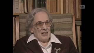 Marie Louise Von Franz: Le visioni di Nicolao della Flüe, un film di Guido Ferrari, 1987