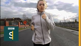 Girl who loses consciousness when she runs - BBC Stories