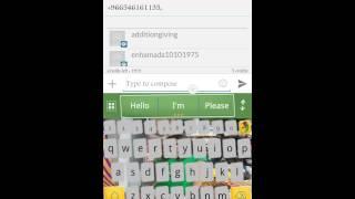#x202b;برنامج Textme مهكر الرصيد [فيديو خاص لك يامنتهي]#x202c;lrm;