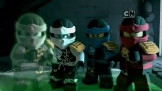 Lego Ninjago - Found My Place - Oh, Hush! feat  Jeff Lewis