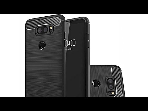 Sunday Turn Up: LG V30 Frosted Shield Luxury Matte Case from Amazon
