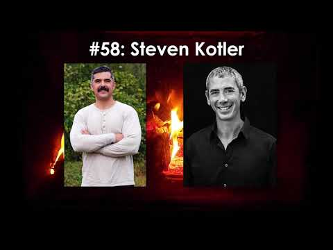 Art of Manliness Podcast #58: The Science of Flow with Steven Kotler | The Art of Manliness