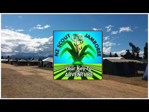 2016-17 Scout Jamboree - Marlborough, New Zealand