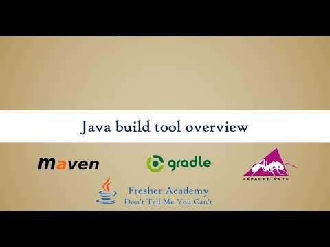 22  Java Build Tools
