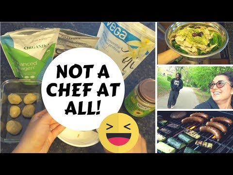 WHAT I EAT ON A CANDIDA DIET (Non Vegan) | Day In The Life