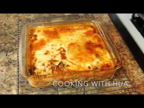 Turkey Zucchini Lasagna - Healthy Lasagna