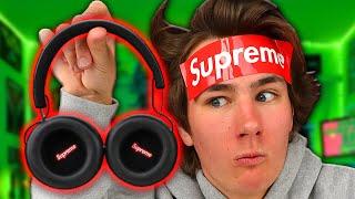$348 Supreme Headphones - TOO MUCH HYPE?