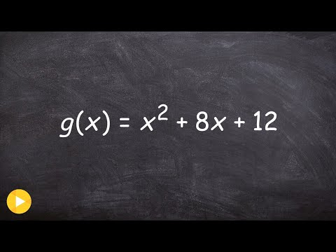 Find the zeros and y intercept of the quadratic