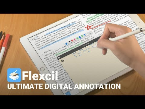 Flexcil - PDF Annotation & Study tool