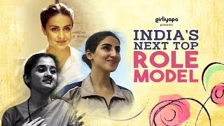 India's Next Top Role Model feat Gul Panag, Parul Gulati & Chote Miyan | Women's Day Special