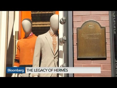 How Hermes Ties Together a Luxury Brand Legacy