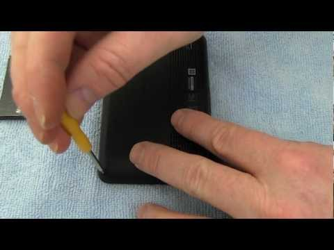 How to Replace Your Garmin Nuvi 2595LMT Battery