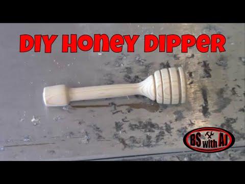 DIY Honey Dipper