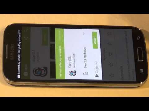 How to Root AT&T, Verizon Galaxy S4 and S4 Active on Android 4.4.2 KitKat
