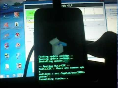 [How2] - Samsung Galaxy Ace s5830i Original Firmware