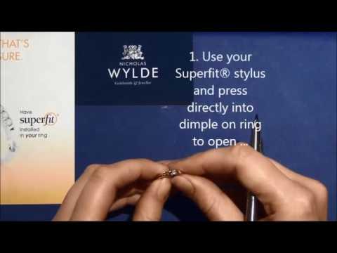 Nicholas Wylde: Handy Jewellery Tips # 3: Superfit® rings for large knuckles