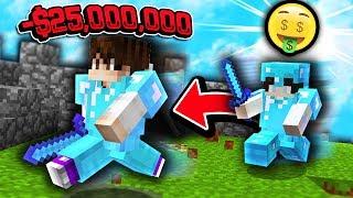 ULTIMATE Robots Make SOO Much MONEY! + Worth $100 IRL! (Minecraft