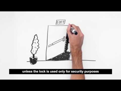 Decoded: Egress Requirements for Door Openings