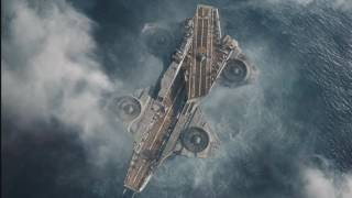 Helicarrier Take-off