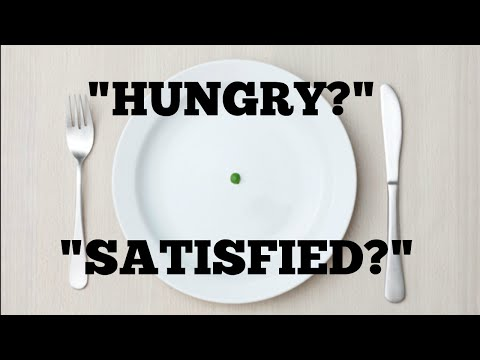 Normal Eating | Are You Hungry? Are You Satisfied?