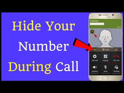 Call Anyone Without Showing Phone Number | Call With Private/Unknown Number
