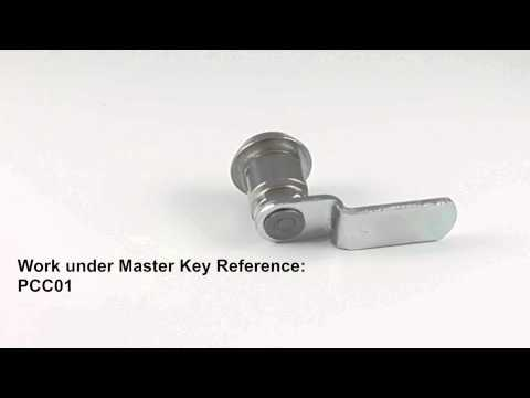 Fast Keys 360 Product Spotlight - Ronis 14200 - 20mm Cam Lock.