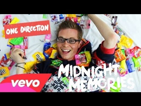 MIDNIGHT MEMORIES - ONE DIRECTION (Official Music Video) Parody