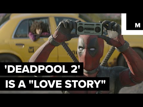 'deadpool 2' Is a Love Story at Its Core According to Actress Morena Baccarin