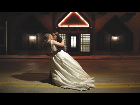 Two Planet Productions - Brooke & Shannon Cinematic Wedding Highlight Film - Pearl District - Tulsa