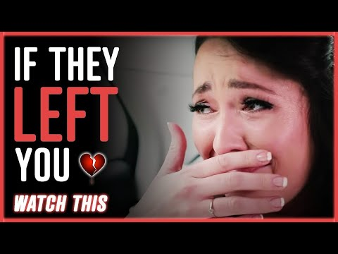 If They Left You - WATCH THIS | by Jay Shetty