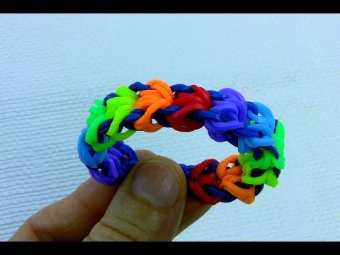 rainbow loom bracelet  13