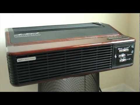 How Much Electricity Air Purifier use? - Oreck XL