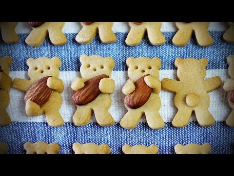 Rugby Football Bear Biscuits Maaさんのクマちゃんビスケット